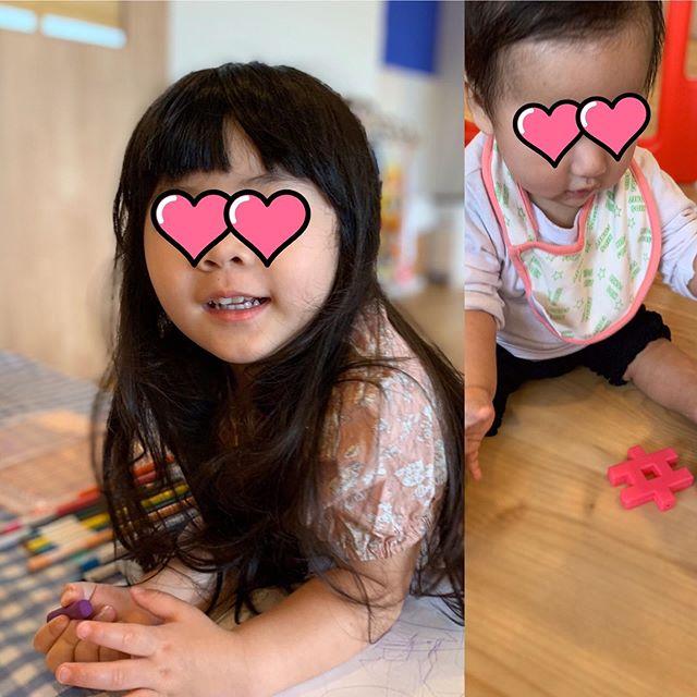 *今日も笑顔いっぱいの子どもたちでした(´∀`)♪**#笑顔 #電車のみえる保育園 #アドナース #鹿児島市 #かごしま #企業主導型保育園 #小規模保育園 #一時預かり #完全給食